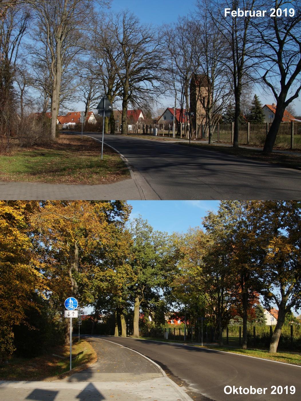 2019-10-14_L73_Stücken_Fresdorf_Bauarbeiten_Vergleich_1