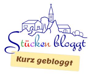Kurz gebloggt - Stücken bloggt